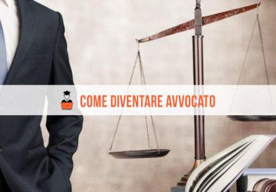 Come diventare Avvocato: l'iter formativo completo