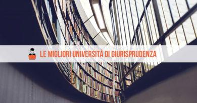 Le Migliori Università di Giurisprudenza: quale scegliere?