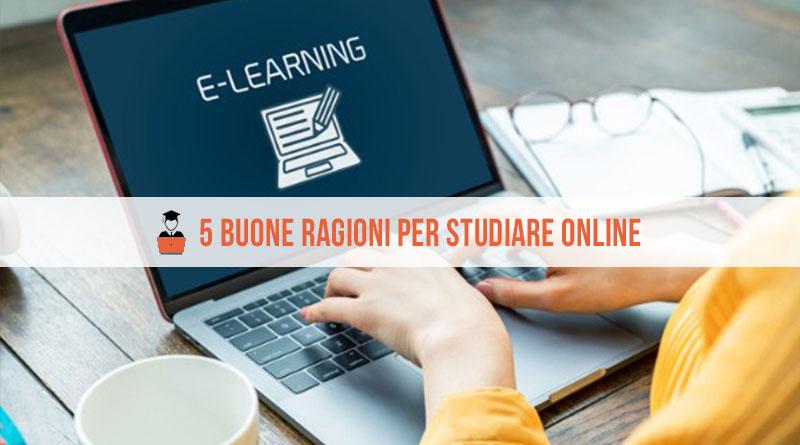 Studiare online