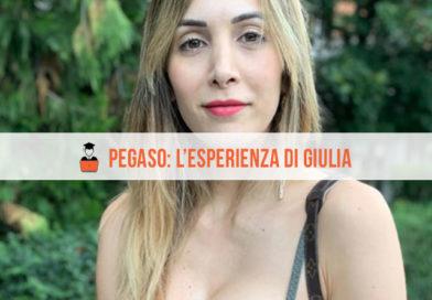 Opinioni Pegaso: l'intervista a Giulia, studentessa di Giurisprudenza