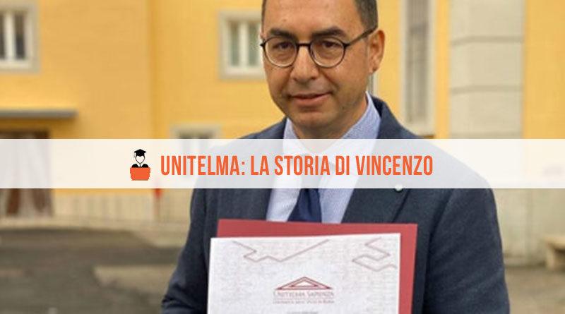 Opinioni Unitelma: l'intervista a Vincenzo, laureato in Scienze dell'Amministrazione