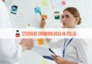 Studiare criminologia in Italia: dove è possibile conseguire una laurea o un master in criminologia?