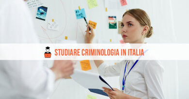 Studiare criminologia in Italia
