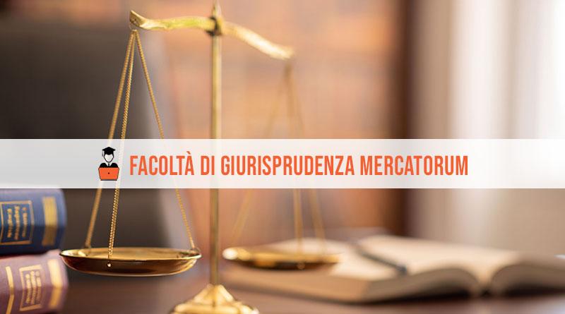 Facoltà Giurisprudenza Mercatorum