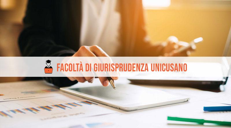 Facoltà Giurisprudenza UniCusano