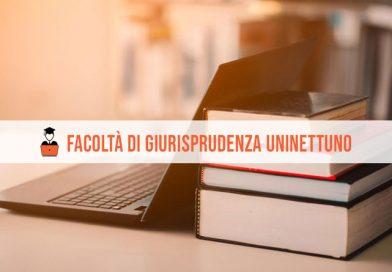 Facoltà Giurisprudenza UniNettuno: offerta formativa per l'A.A. 2021/2022